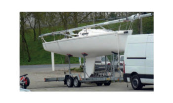 Remorques pour voiliers de 460 à 2700 kg