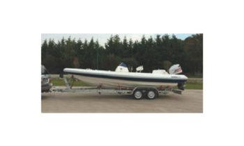 Remorques pour bateaux à moteur 630 à 2690Kg